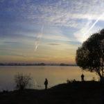 Рыбалка в Островцах — октябрь