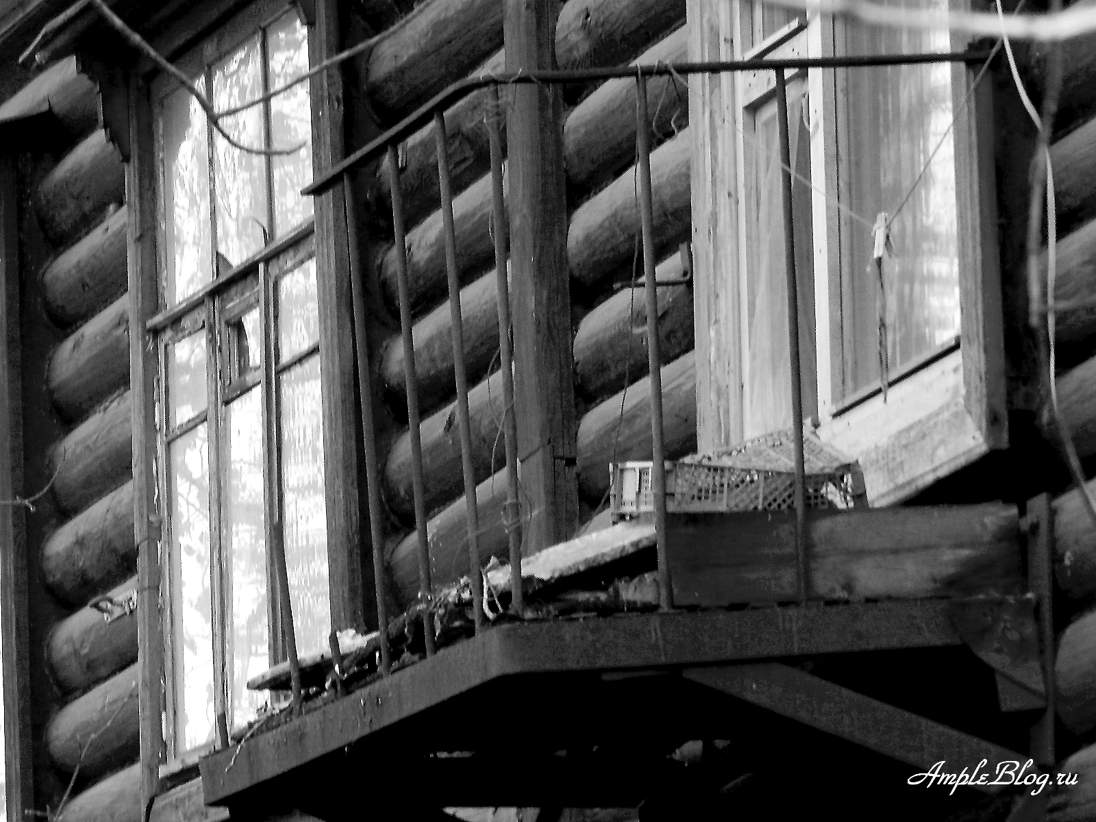derevyannye doma 1920 god pos kalinina