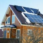 Солнечная энергия в загородном доме