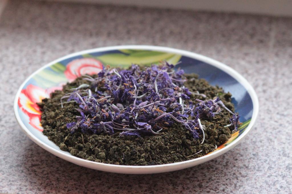 Сушёный Иван-чай или Кипрей