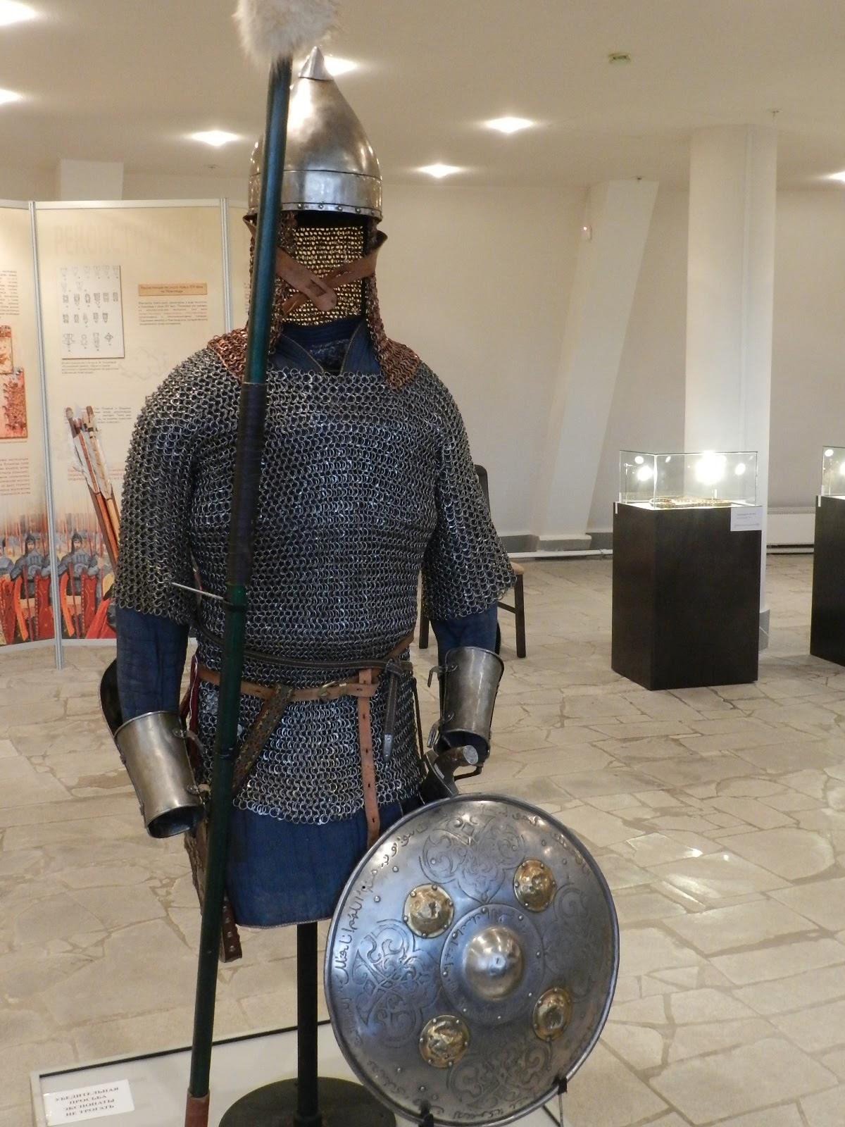 dospehi legkovooruzhonnogo zolotoordynskogo voina 14-15 veka