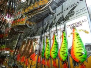 chast 1 rybolovnye snasti GERMAN pervoe znakomstvo