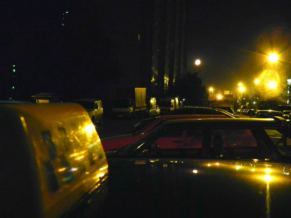 Когда за 40 - реалии московского такси