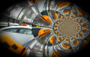 Явь и сон московского таксиста-рассказы о такси