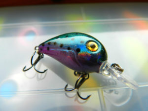 Воблер TIANXI™ фиолет