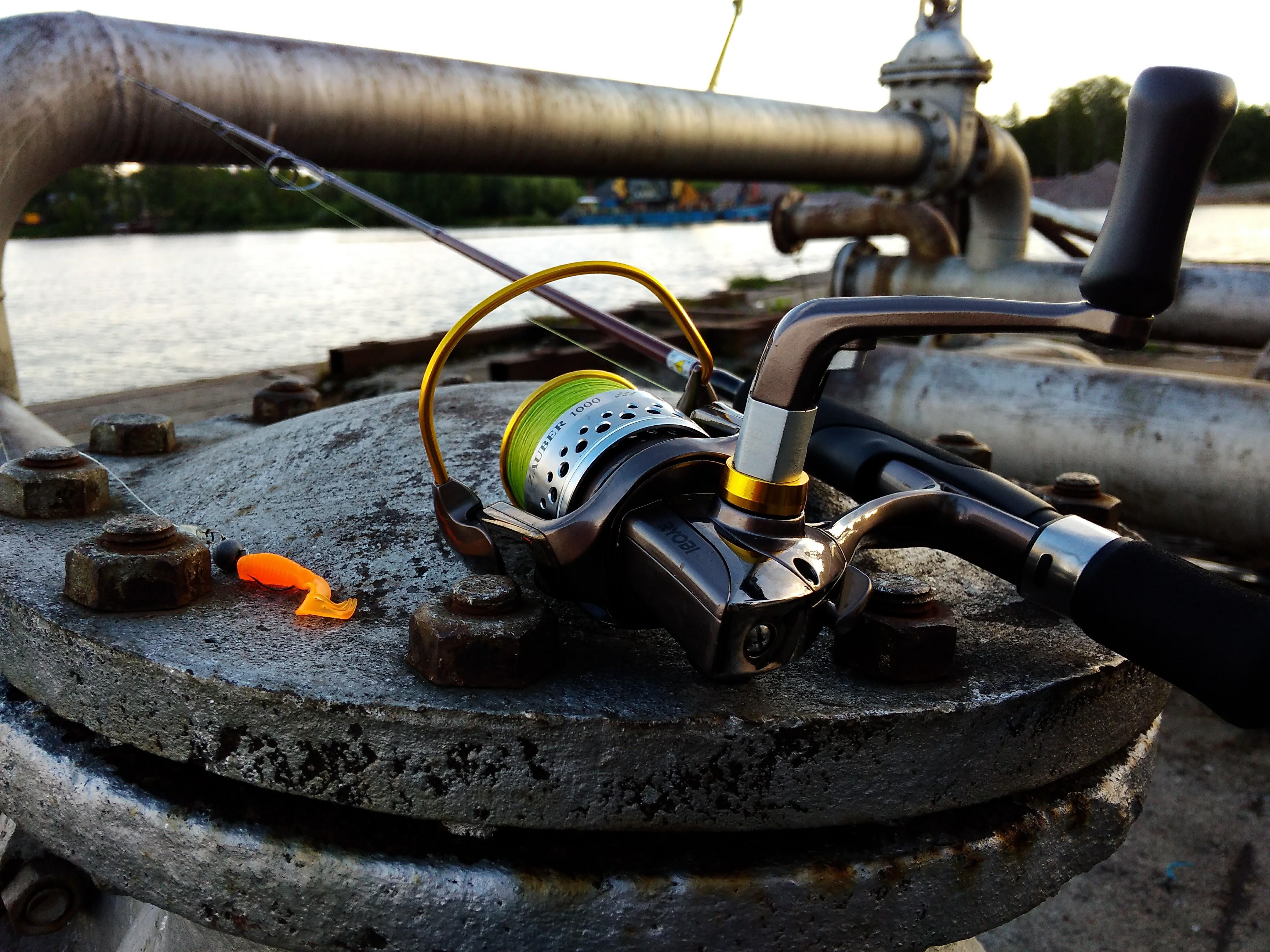 Открытие рыболовного, спиннингового сезона 2017 под знаком 13