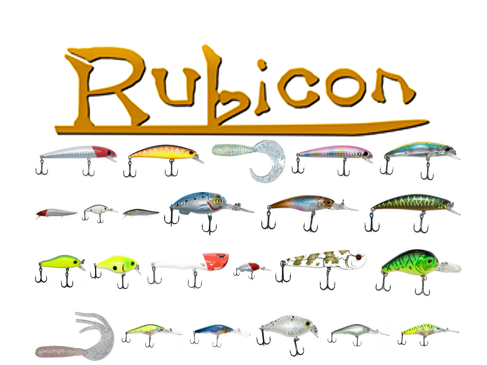 rybalka s rubicon