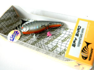 RENEGADE Spy Shad