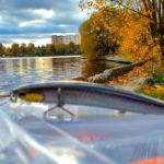 Осень, NORFIN и пролётная рыбалка