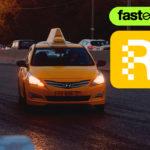 Fasten или такси Везёт-да какая разница если водителю плевать