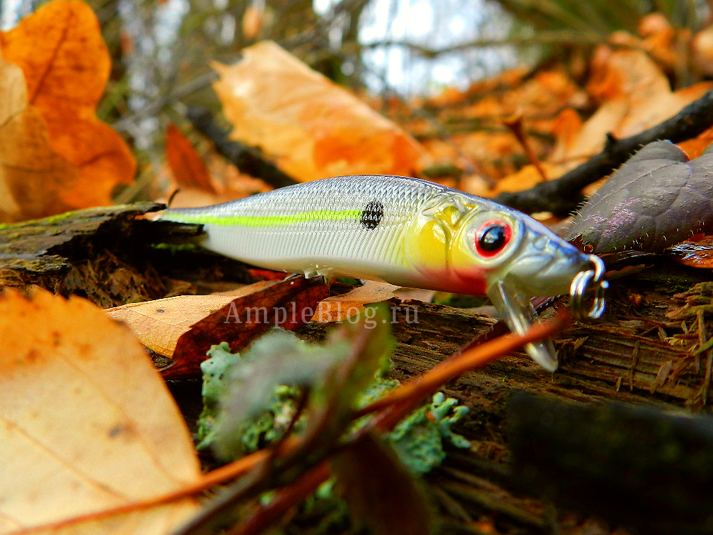 vobler RUBICON Hunter minnow
