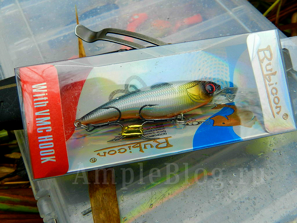 vobler RUBICON Walker minnow